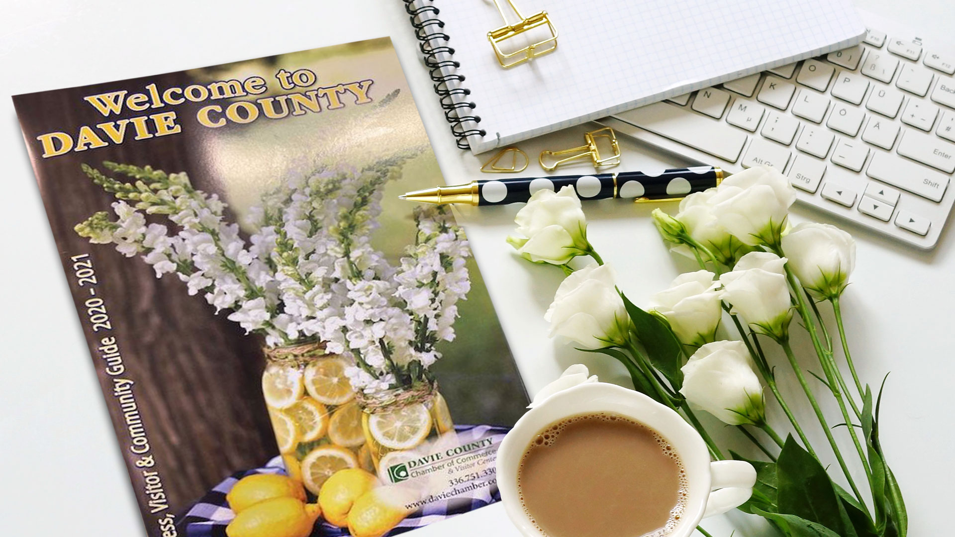 Davie County Chamber Business, Visitor and Community Guide 2020-21